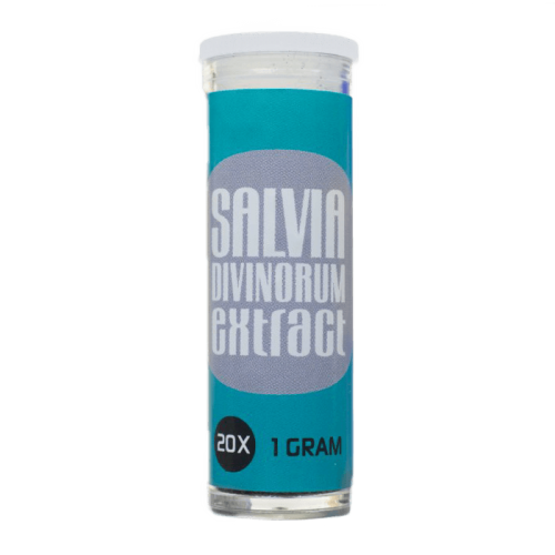 Salvia Divinorum Extract - Herbal Spirit