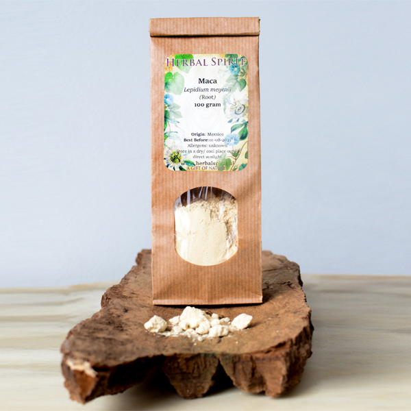 maca root powder - herbal spirit