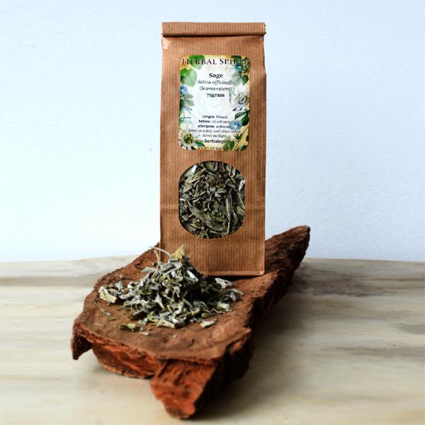 salie Salvia officinalis thee - herbal spirit