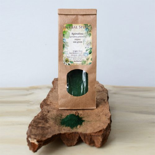 spirulina algen - herbal spirit