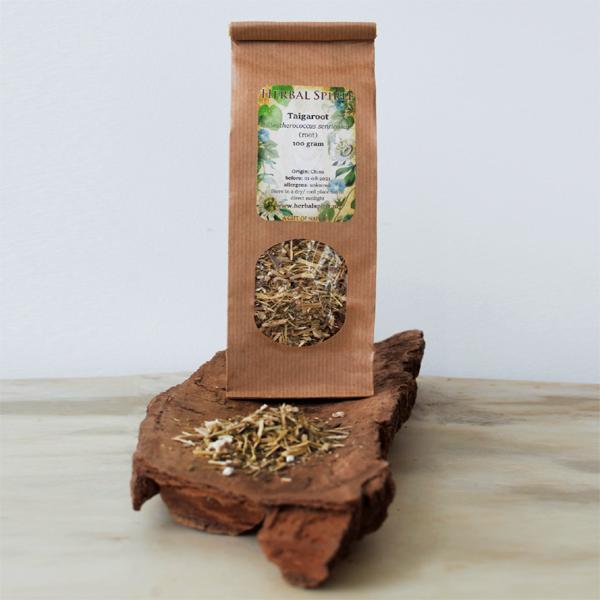 taiga wortel siberische ginseng wortel - herbal spirit