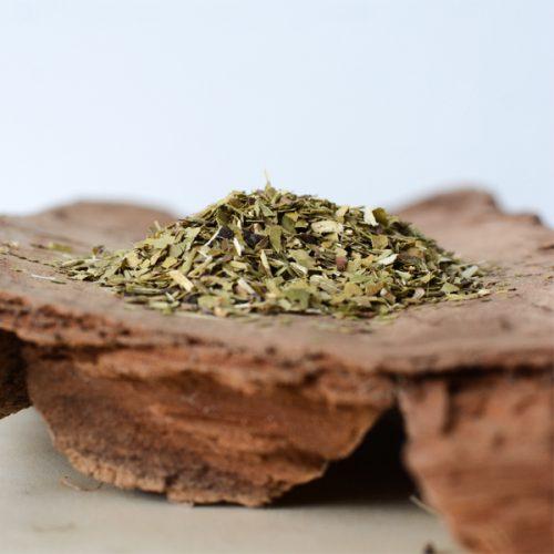 Yerba mate Ilex paraguariensis thee bladeren - herbal spirit