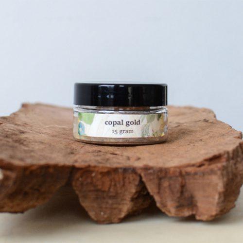 copal gold incense resin - herbal spirit