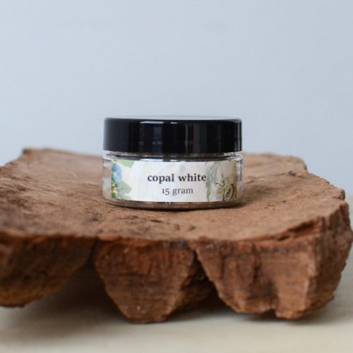copal white incense resin - herbal spirit