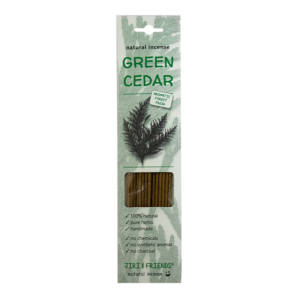 cedar incense - herbal spirit
