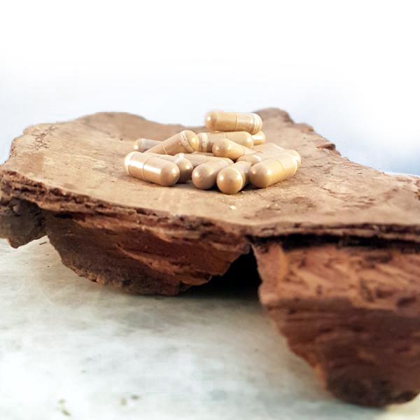muira puama veg. capsules-herbal spirit