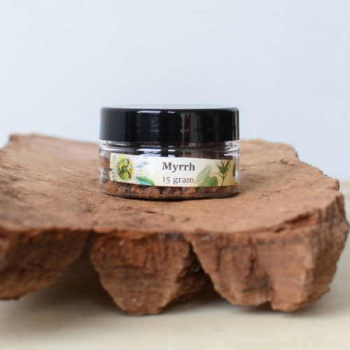 myrhh incense resin - herbal spirit