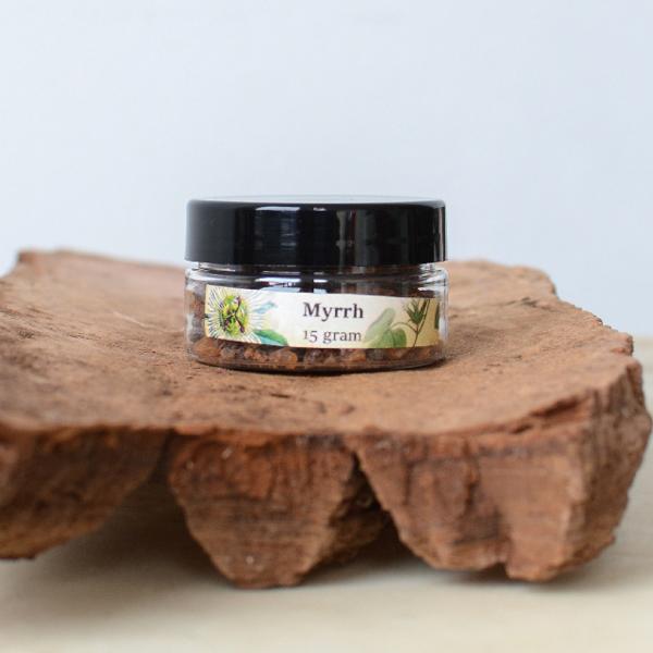 myrhh wierook hars - herbal spirit