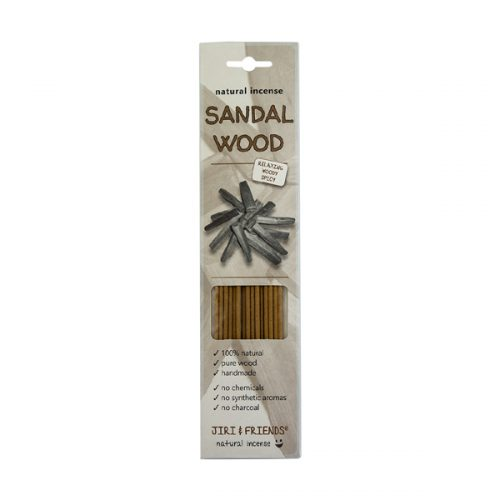 sandal hout wierook - herbal spirit